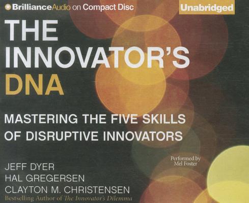 [CD] Innovator's DNA By Dyer, Jeffrey/ Gregersen, Hal/ Christensen, Clay
